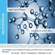 Protection écran en verre trempé intégral pour iPhone X - 3D Full Cover Full adhesive