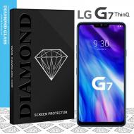 LG7 - Protection écran en verre trempé Diamond.