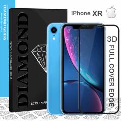 Verre trempé iPhone XR - Protection d'écran Antichoc DIAMOND