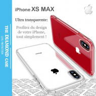 Coque Apple Silicone transparente iPhone XS MAX
