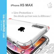 Coque protection Silicone transparente Apple iPhone XS MAX