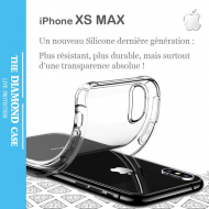 Coque Atichoc Silicone transparente Apple iPhone XS MAX