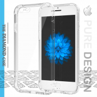 Coque Silicone Antichoc transparente Apple iPhone 6 - 6s Plus