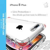La meilleure Coque Silicone transparente Apple iPhone 8 Plus