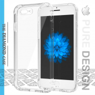 Coque Antichoc Silicone transparente Apple iPhone 8 Plus