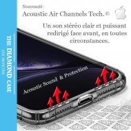Coque Silicone transparente Apple iPhone 8 Plus