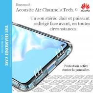 Coque Silicone transparente Huawei P20 Pro