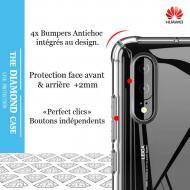 Coque Silicone transparente Huawei P20