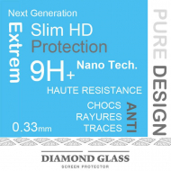 Protection écran en verre trempé incurvé iPhone 11- 3D Full cover- Full Adhesive - Tempered glass screen protector