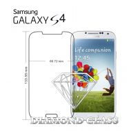 Protection d'écran en verre trempé Diamond Glass HD - Samsung Galaxy S4