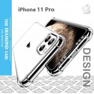 Coque Silicone Transparente iPhone 11 Pro Apple