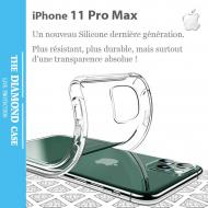 Coque Silicone souple iPhone 11 Pro Max Apple