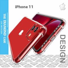 Coque Antichoc Transparente iPhone 11 - DIAMOND