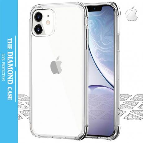 Coque Silicone iPhone 11 Apple
