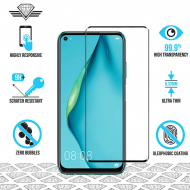 Huawei P40 Lite - Protège écran en verre trempé 3D - Tempered glass screen protector