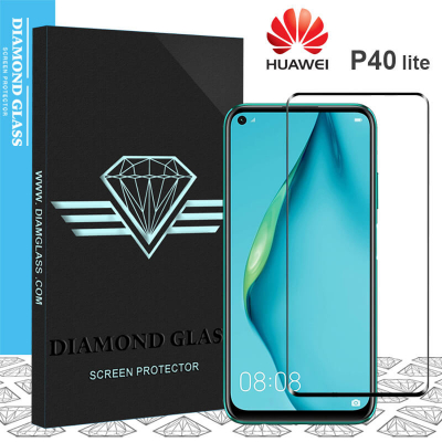 Huawei P40 Lite - Protection écran en verre trempé 3D - Tempered glass screen protector