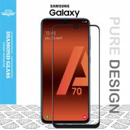 Samsung A70 - Protection écran en verre trempé