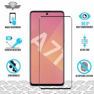 Samsung A71 - Protection écran en verre trempé