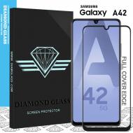 Samsung A42 - Protection écran en verre trempé