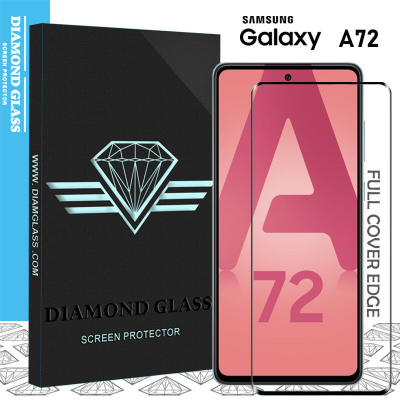 Samsung A72 - Protection écran en verre trempé