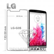 Protection d'écran en verre trempé Diamond Glass HD - LG G3 S