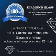 Protection d'écran en verre trempé Diamond Glass HD - Samsung Galaxy Alpha
