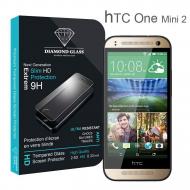 Protection d'écran en verre trempé Diamond Glass HD - HTC One Mini 2