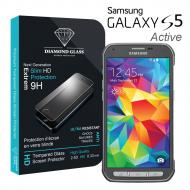 Protection d'écran en verre trempé Diamond Glass HD - Samsung Galaxy S5 Active