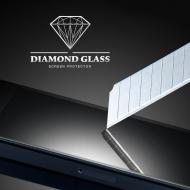 Protection d'écran en verre trempé blindé Diamond Glass HD