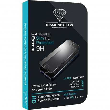 Film protection d'écran en verre trempé - LG G5