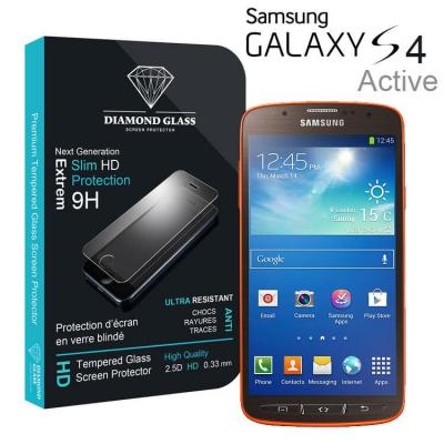 Film protection d'écran en verre trempé Diamond Glass HD - Samsung Galaxy S4 Active