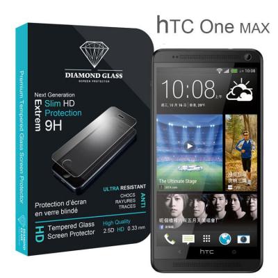 Protection d'écran en verre trempé Diamond Glass HD - HTC One Max