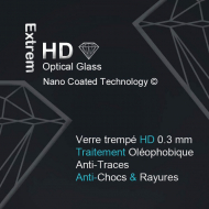 Film protection d'écran en verre trempé Diamond Glass HD - Samsung Galaxy J3 - 2016