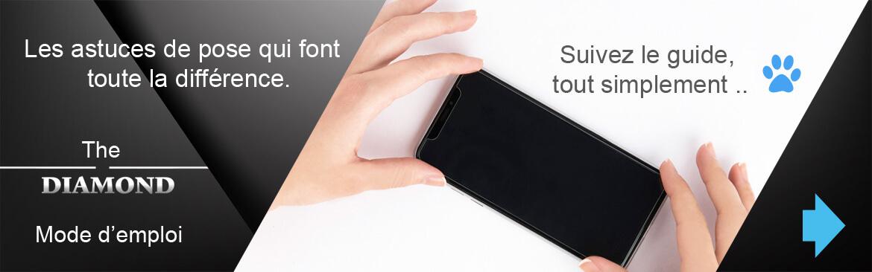 Comment poser une protection d'écran en verre trempé - Guide d'installation - Astuces