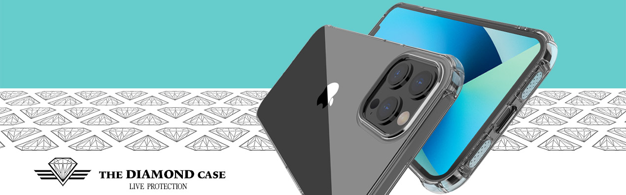Coque de protection Antichoc Transparente pour iPhone - Samsung - Huawei - Smartphone