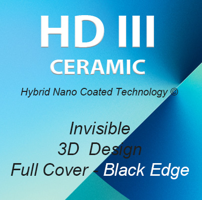 Protection d'écran verre trempé Diamond HD3 Ceramic Shield